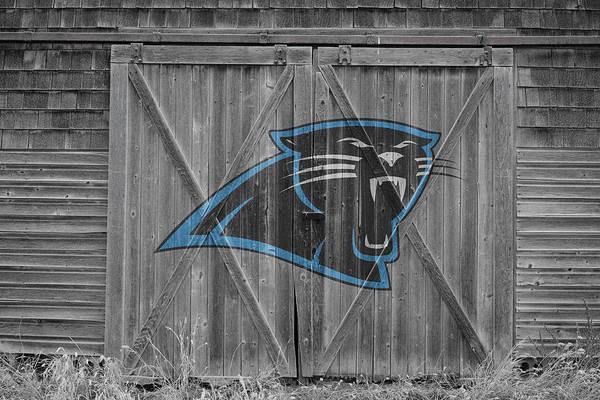 Wall Art - Photograph - Carolina Panthers by Joe Hamilton