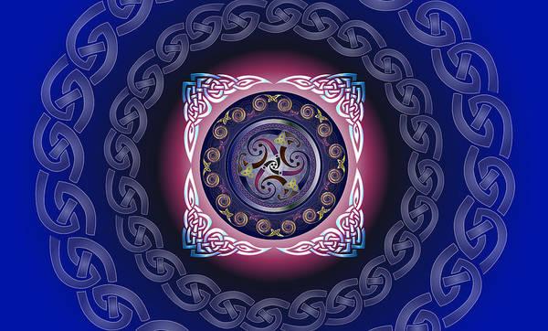 Wall Art - Digital Art - Celtic Pattern by Ireland Calling
