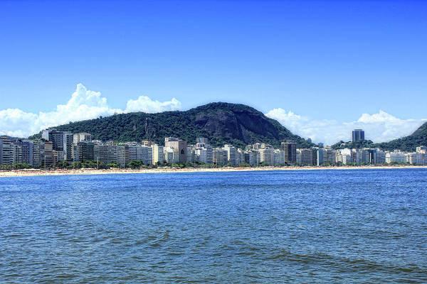 Rio De Janeiro Photograph - Copacabana by Antonello