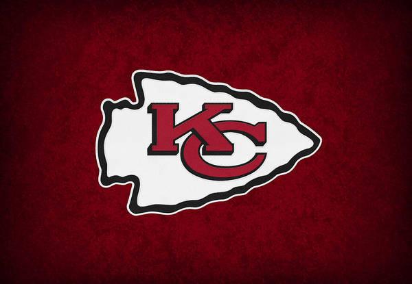 Offense Photograph - Kansas City Chiefs by Joe Hamilton