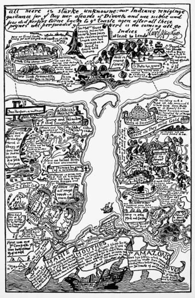 Wall Art - Drawing - Kipling Just So Stories by Granger
