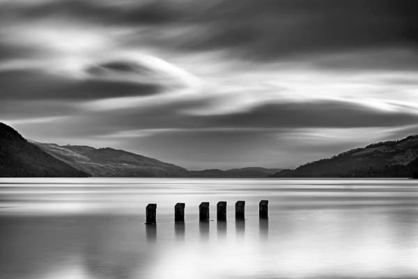 Photograph - Loch Lomond by Grant Glendinning