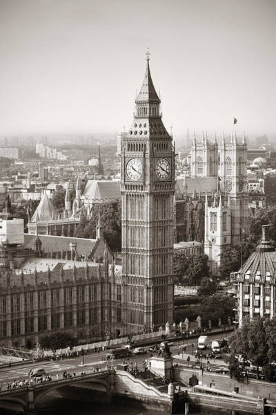 Photograph - London Westminster by Songquan Deng