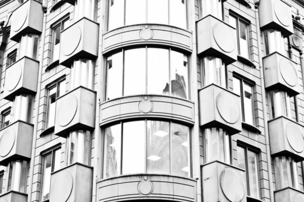 Financial Centre Photograph - Modern Architecture by Tom Gowanlock