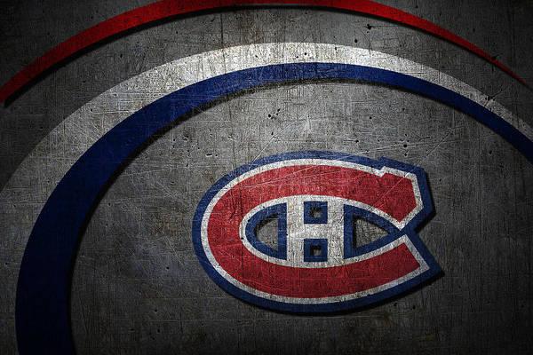 Montreal Photograph - Montreal Canadiens by Joe Hamilton