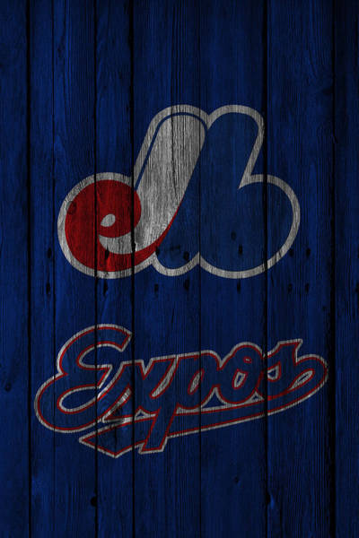 Santa Photograph - Montreal Expos by Joe Hamilton