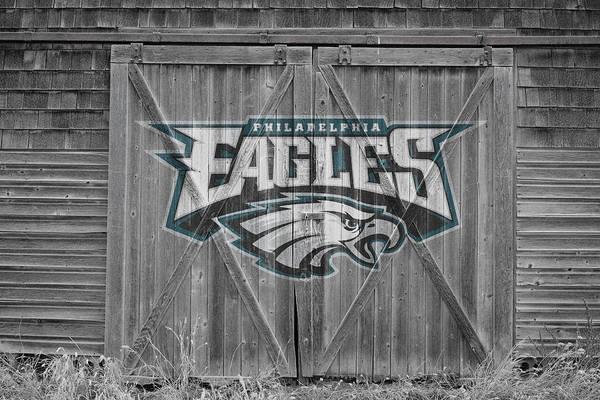 Wall Art - Photograph - Philadelphia Eagles by Joe Hamilton