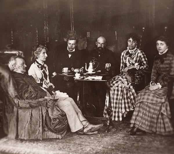 Photograph - Richard Wagner (1813-1883) by Granger