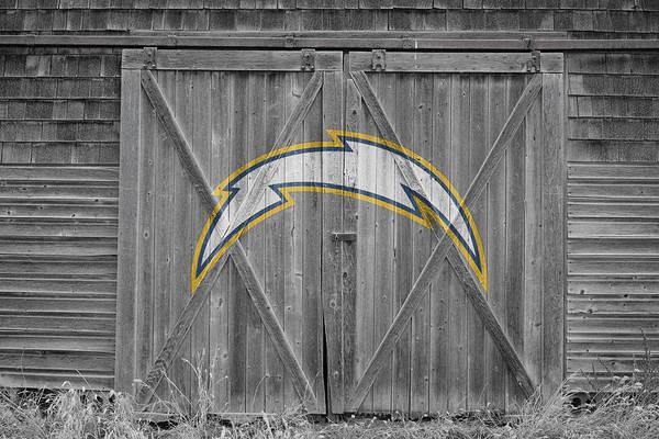 Wall Art - Photograph - San Diego Chargers by Joe Hamilton