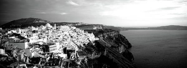Wall Art - Photograph - Santorini, Greece by Panoramic Images