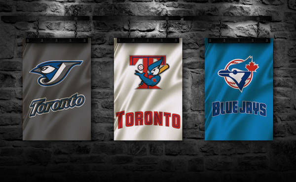 Toronto Blue Jays Photograph - Toronto Blue Jays by Joe Hamilton