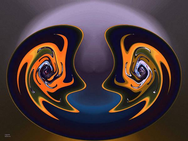 Digital Art - Untitled 14 by Augusta Stylianou