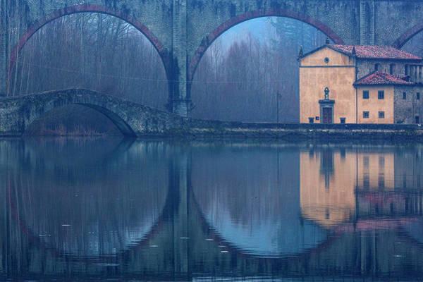 Old Stone Photograph - Untitled by Massimo Della Latta