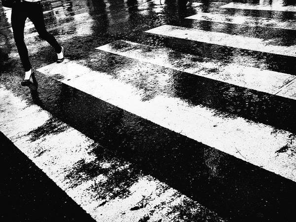Rainy Photograph - Untitled by Tatsuo Suzuki