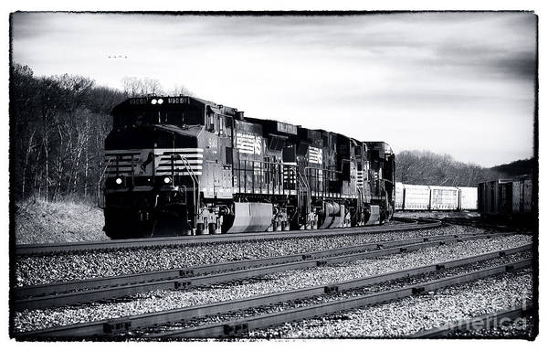 Photograph - 9144 Rolling by John Rizzuto