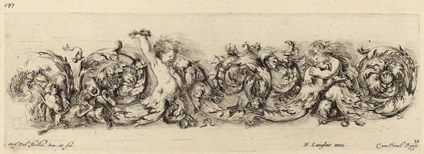 Wall Art - Drawing - Stefano Della Bella Italian, 1610 - 1664 by Quint Lox