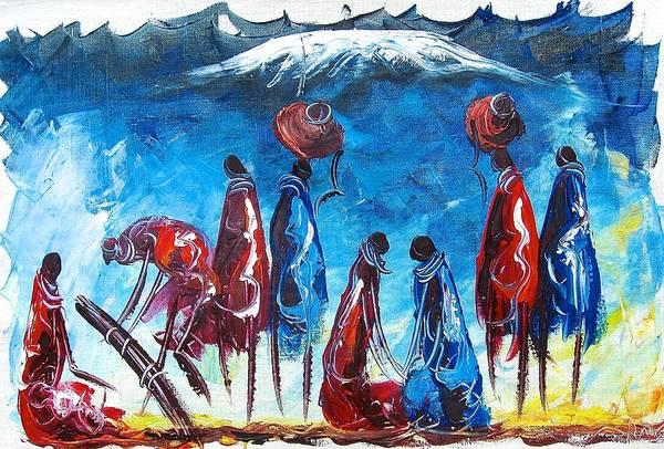 Painting - A 11 by Atanas