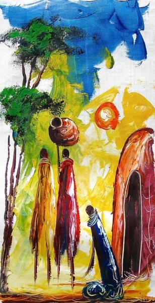 Painting - A 17 by Atanas