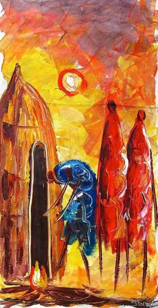 Painting - A 20 by Atanas