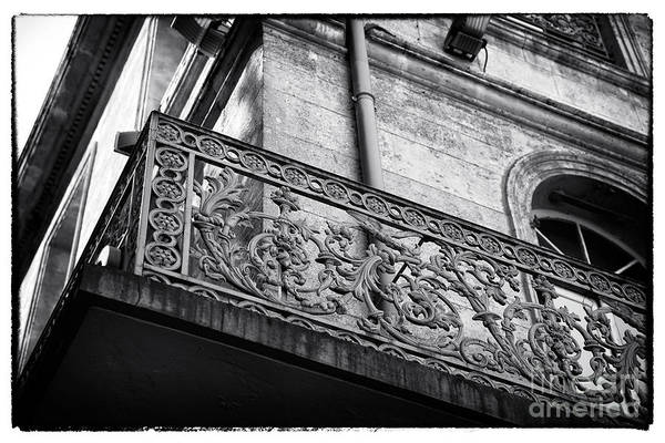 Photograph - A Balcony In Avignon by John Rizzuto