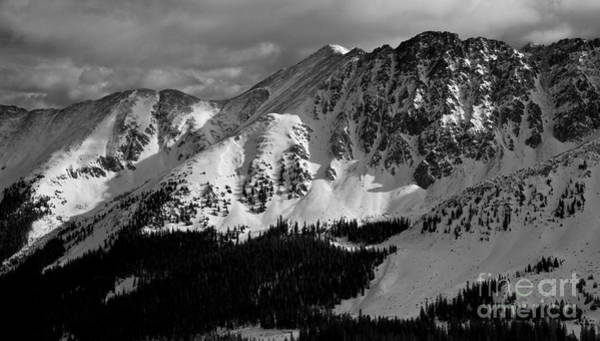 Arapahoe County Wall Art - Photograph - A Basin In Black And White by Benjamin Reed