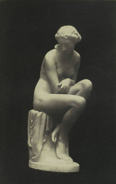 Bather Drawing - A Bather. Marble Lawlor by Artokoloro