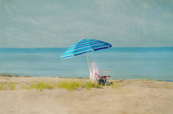Photograph - A Beach Day by Kim Hojnacki