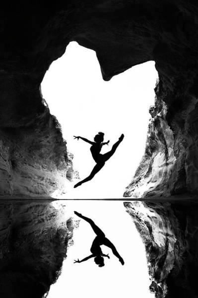 Jumping Photograph - A Beating Heart by E.amer