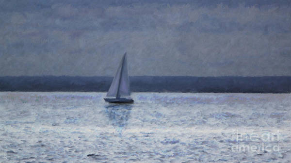 Photograph - A Beautiful Day For Sailing by Jeff Breiman