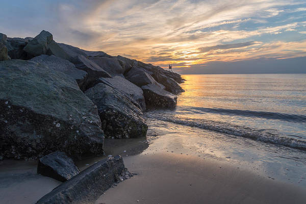 Cape May Photograph - A Beautiful End by Kristopher Schoenleber