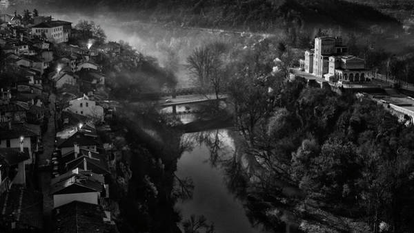 Wall Art - Photograph - A Beautiful Morning In Veliko Tarnovo by Andrei Nicolas -