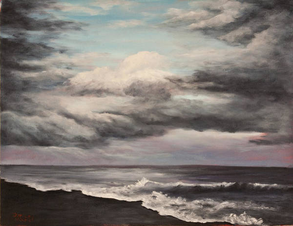 Painting - A Break In The Storm by Darice Machel McGuire
