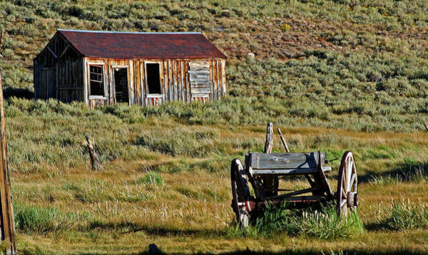 Photograph - A Broken Cart by Joseph Coulombe