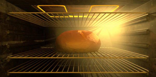 Pregnancy Digital Art - A Bun In The Oven by Allan Swart