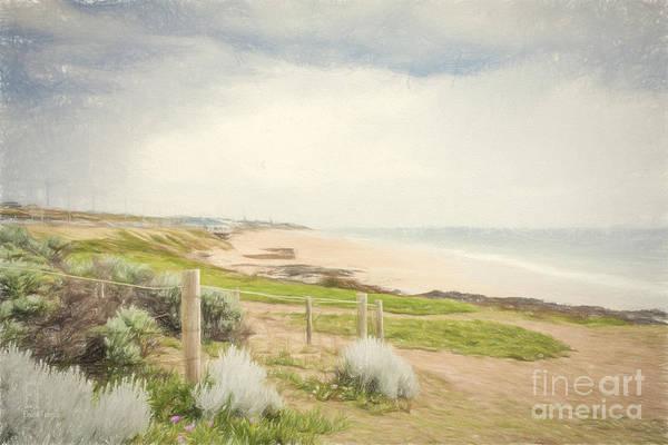 Photograph - A Bunbury Beach In Western Australia by Elaine Teague