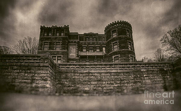 Photograph - A Castle Built With Silk by Mark Miller