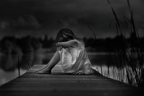 Sorrow Photograph - A Childhood by Christoph Hessel