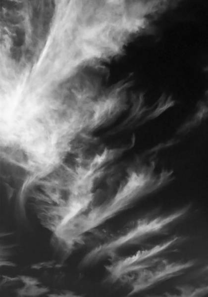 Photograph - A Chord Of Clouds by Dwight Theall