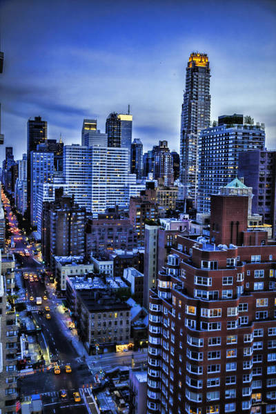 Wall Art - Photograph - A City That Never Sleeps by Madeline Ellis