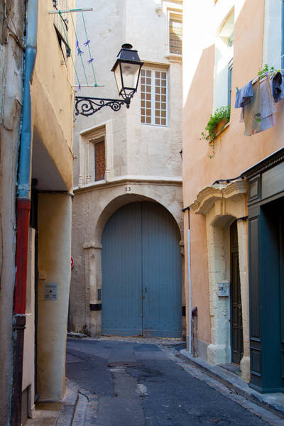Wall Art - Photograph - A Corner In Beziers by W Chris Fooshee