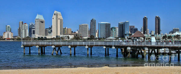 Photograph - A Coronado View By Diana Sainz by Diana Raquel Sainz