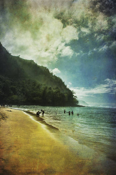 Photograph - A Day At The Beach by Belinda Greb