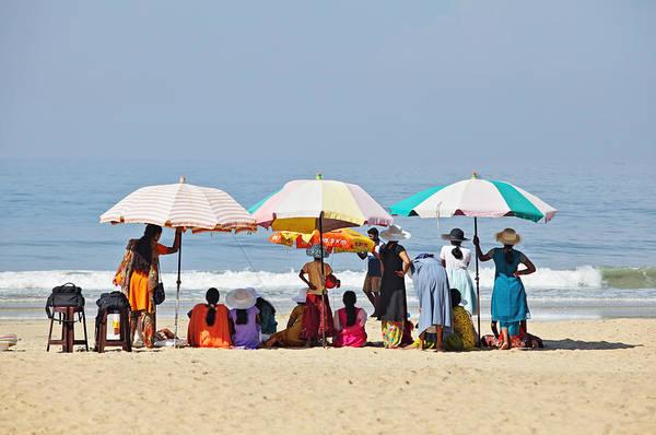 Photograph - A Day At The Beach by Paul Cowan