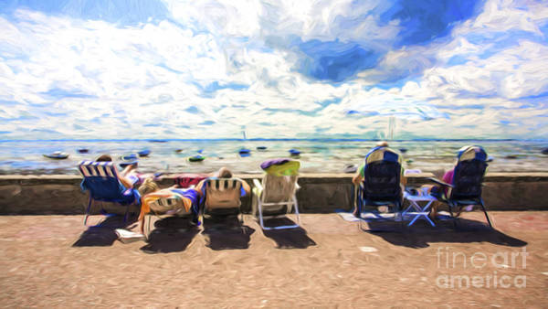 Southend Photograph - A Day At The Seafront by Sheila Smart Fine Art Photography