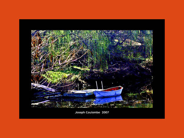 Digital Art - A Delta Rowboat  by Joseph Coulombe