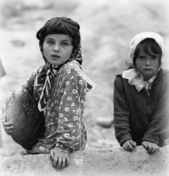 Photograph - A Different Childhood by Emanuel Tanjala
