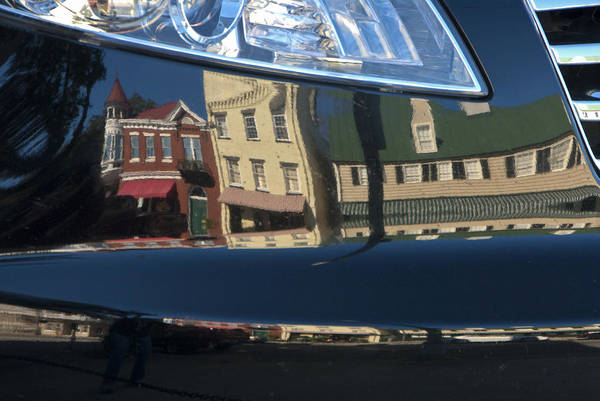 Photograph - A Different View by Carol Erikson