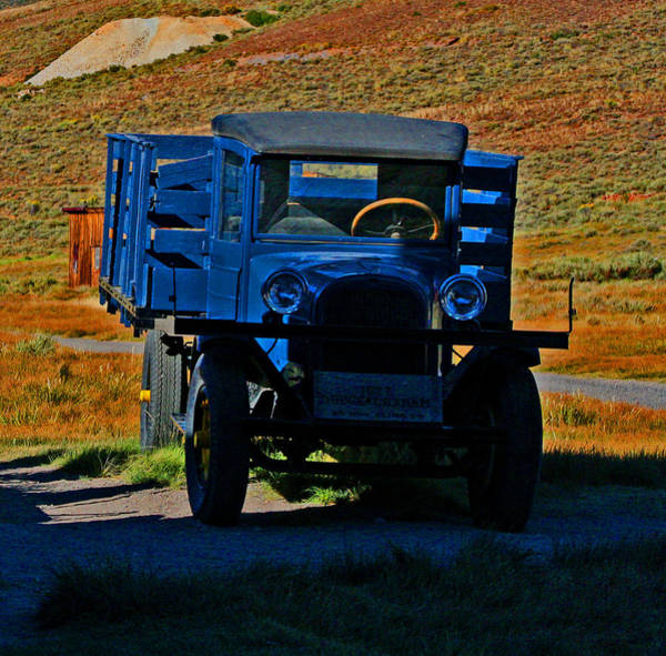 Photograph - A Dodge In Bodie by Joseph Coulombe
