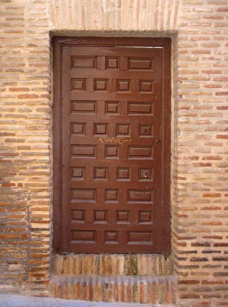 Photograph - A Door In Toledo by Roberto Alamino