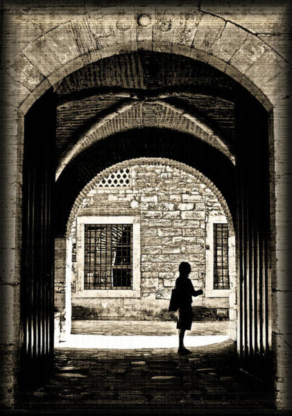 Oneness Photograph - A Door To Hope by Leyla Ismet